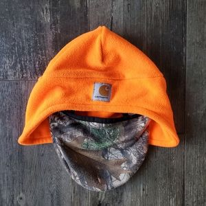 Carhartt hat mask